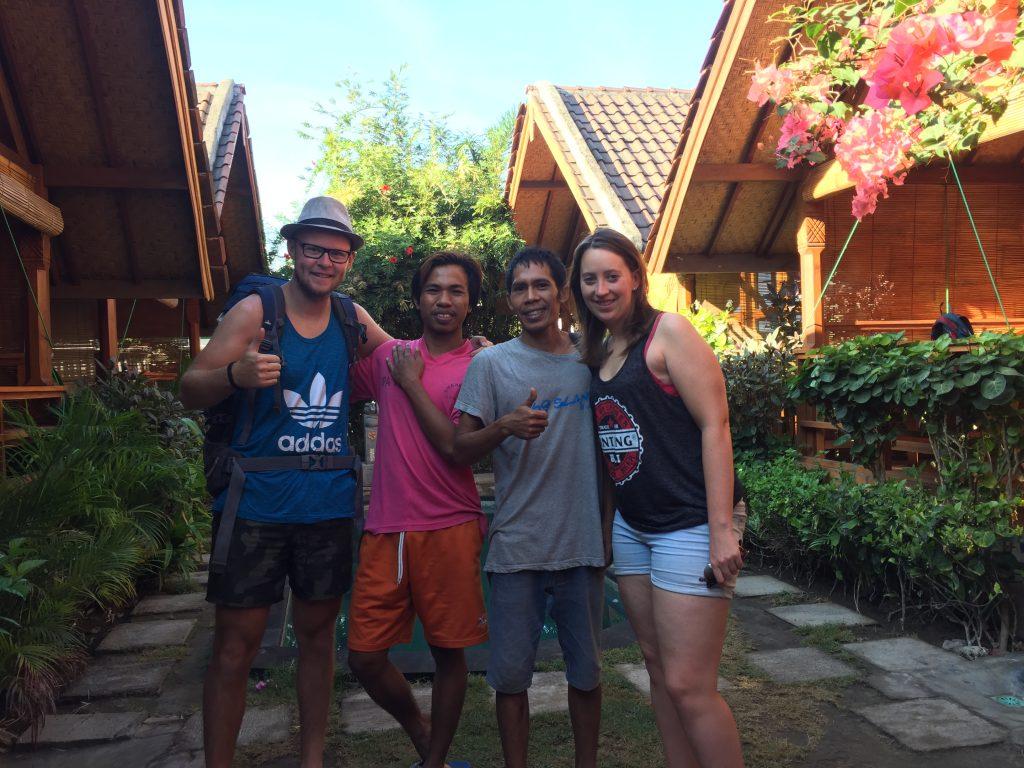Route Indonesië Good-Karma