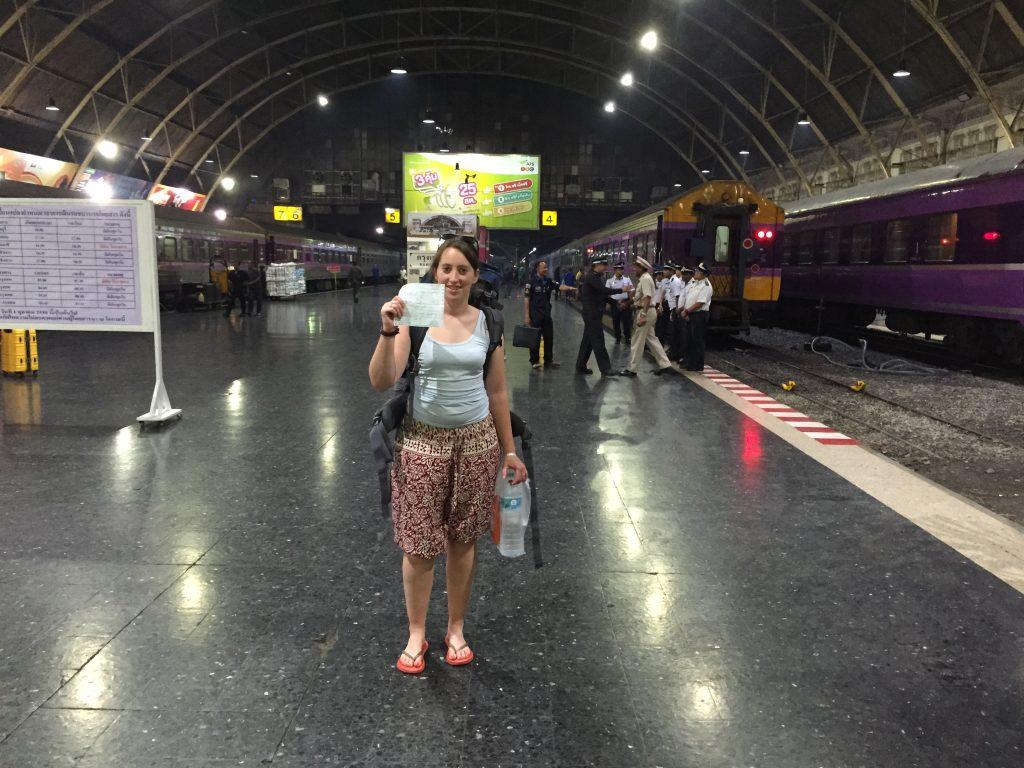 Nachttrein Bangkok Chiang Mai