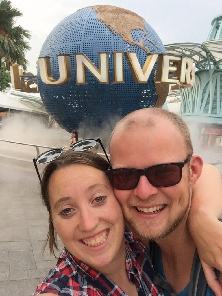 Tips overstap Singapore: Universal Studios