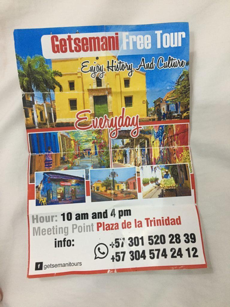 Getsemani Streettour