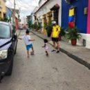 Voorbereidingen reis Colombia