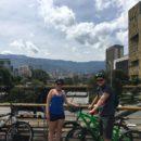 Fietsen in Medellin