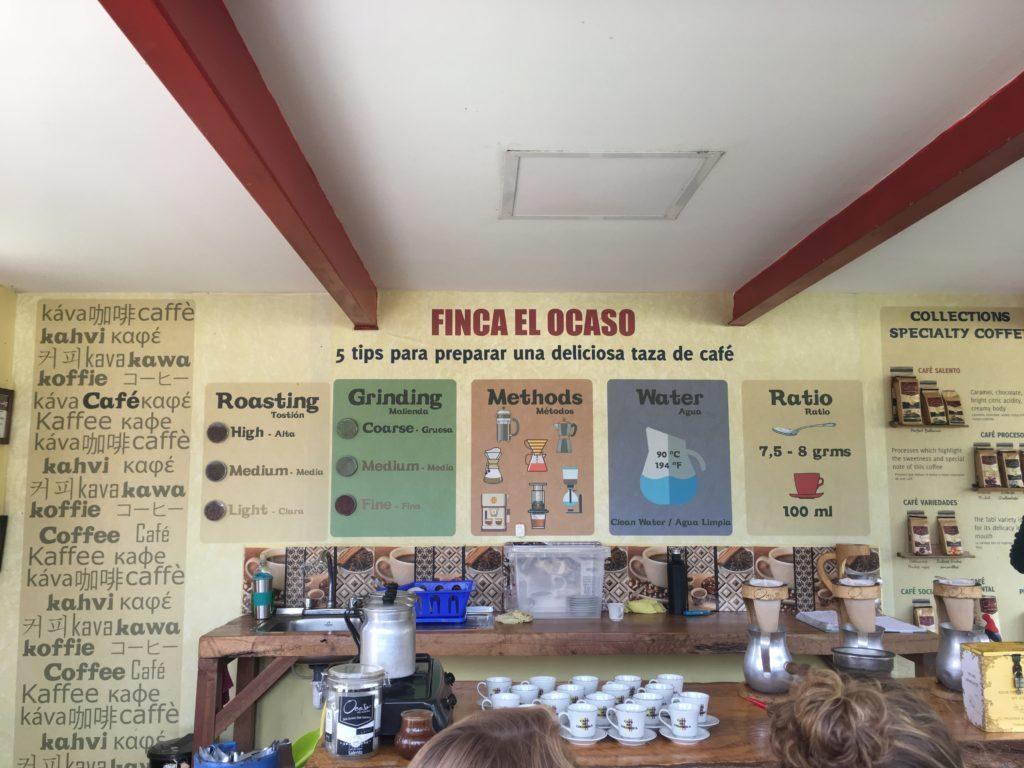 Tips Salento: Bezoek een koffieplantage