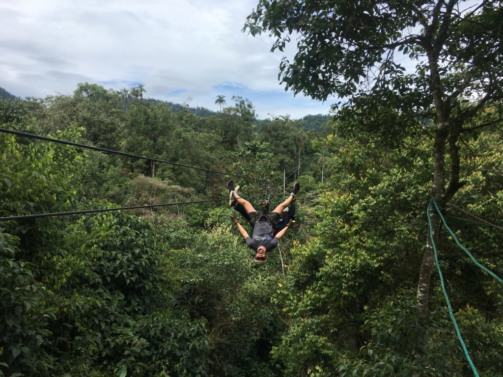 Route Ecuador in 3 weken: Mindo