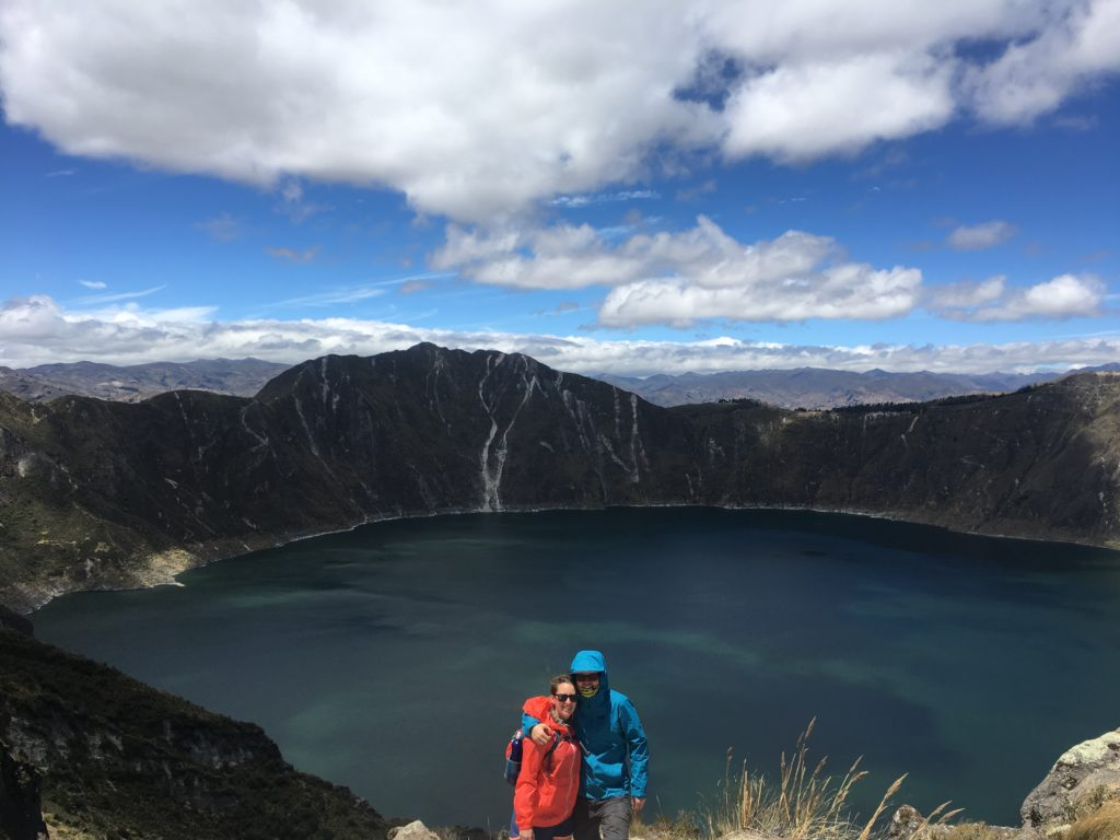 Route Ecuador in 3 weken: Quilotoa Loop