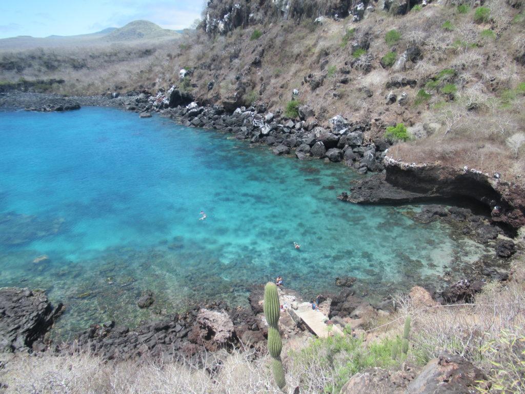 San Cristobal: Snorkelen bij Tijeretas