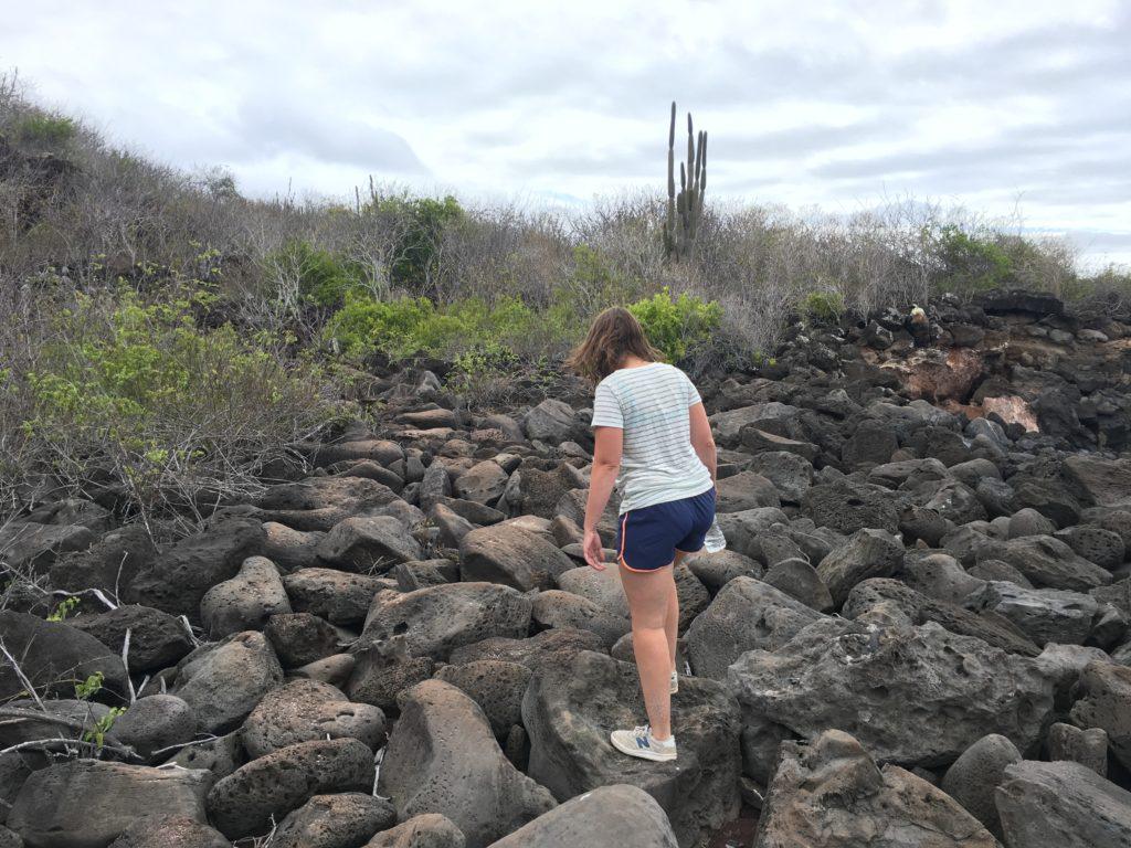 San Cristobal: Playa Baquetizo