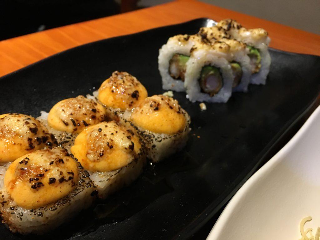 Eten in Lima: Edo Sushi