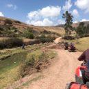 Quad rijden rond Cusco naar Moray