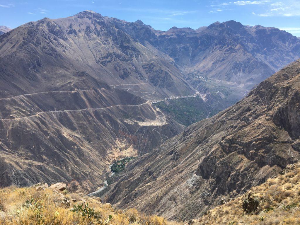 Hotspots van Arequipa: Colca Canyon