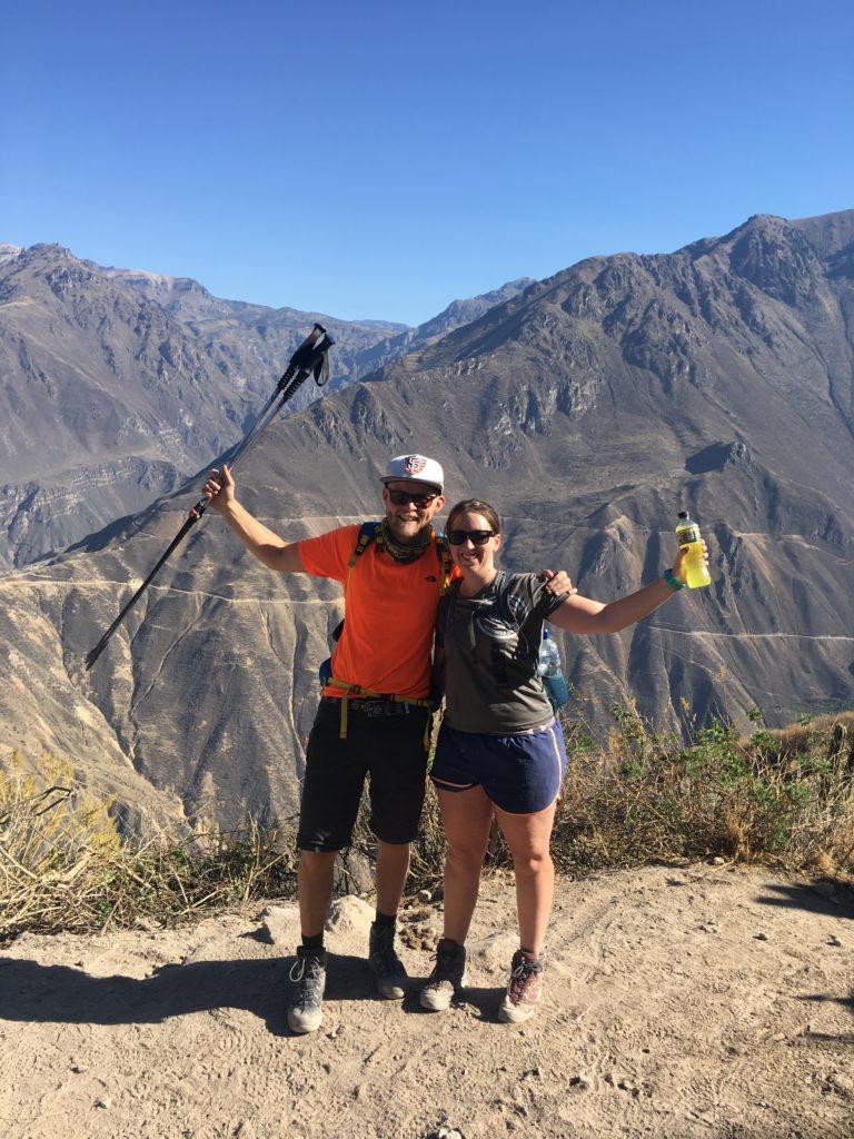 Colca Canyon Trekking: Check!
