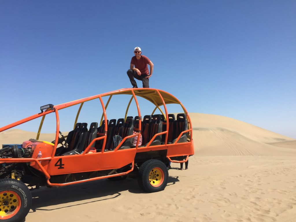 Tips Huacachina: Buggy & Sandboardtour