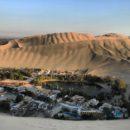 Route Peru in 4-5 weken: Huacachina