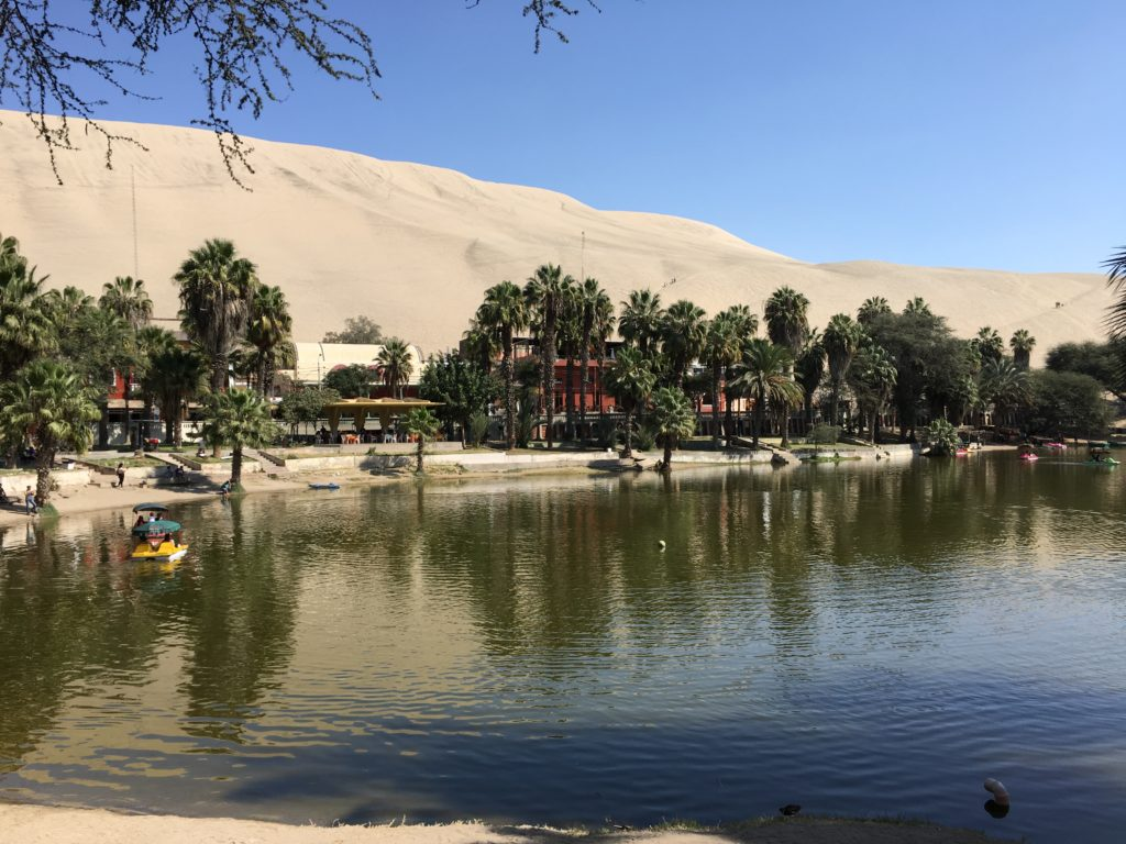Tips Huacachina: De oase