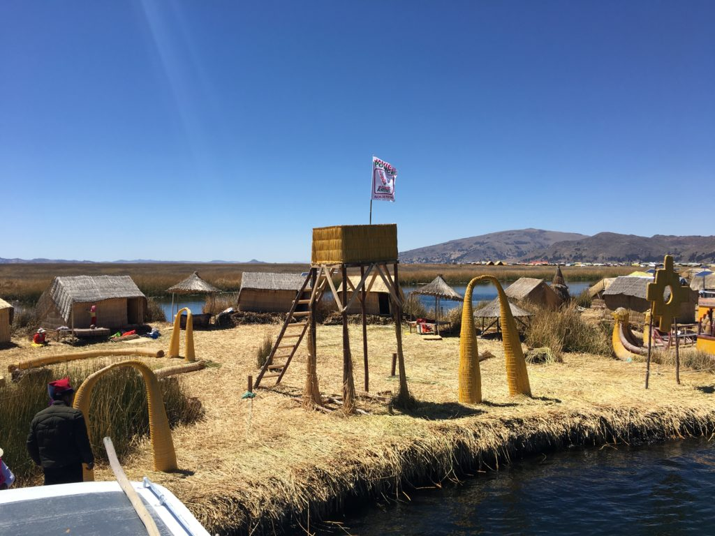 Tips Puno: Bezoek de Floating Island Uros
