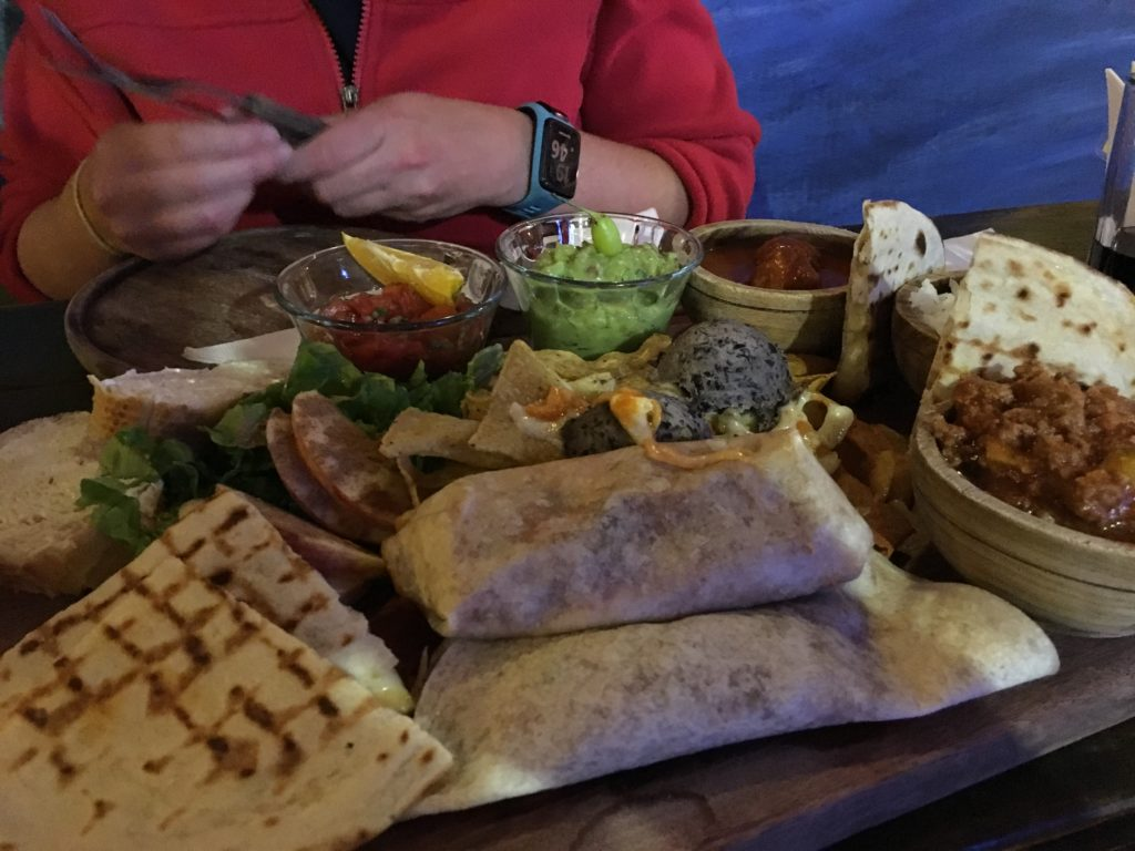 5x lekker eten in La Paz: La Cueva