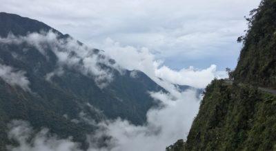 5x Doen in La Paz: Fietsen op de Death Road in Bolivia