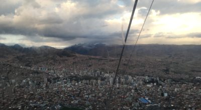 Reisroute Bolivia: La Paz