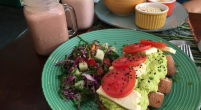 5x lekker eten in La Paz: Higher Ground Restaurant Cafe
