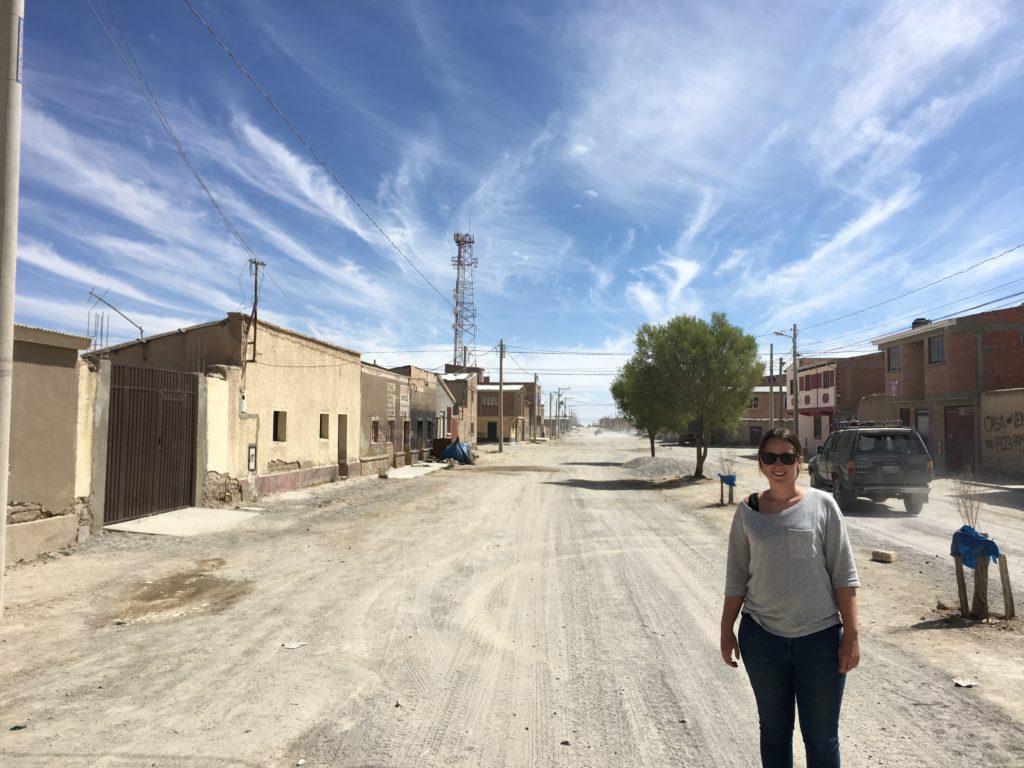 Uitvalsbasis Uyuni: Bezoek aan de zoutvlaktes van Bolivia