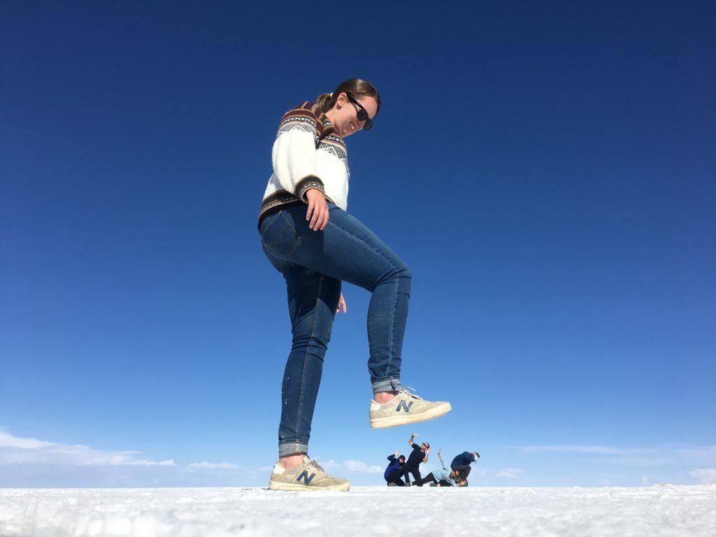 Zoutvlaktes van Bolivia