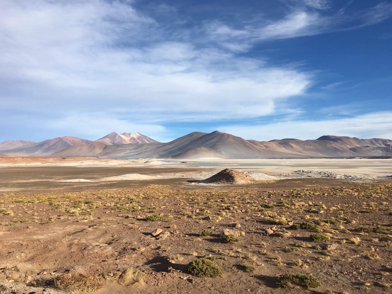 Reisroute Chili: San Pedro de Atacama