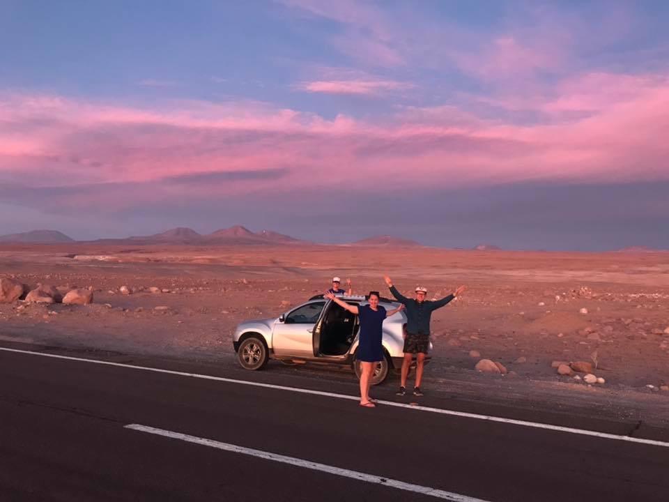 Doen in San Pedro de Atacama: Huur een Duster ;)