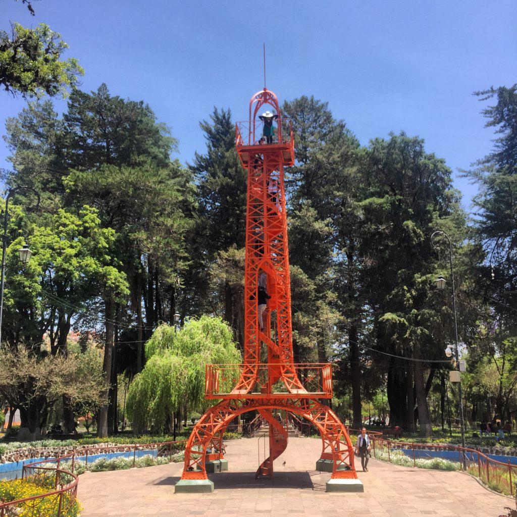 Tips Sucre: Relaxen in Parque Boliviar