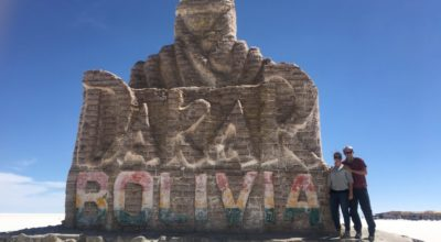 Reisroute Bolivia