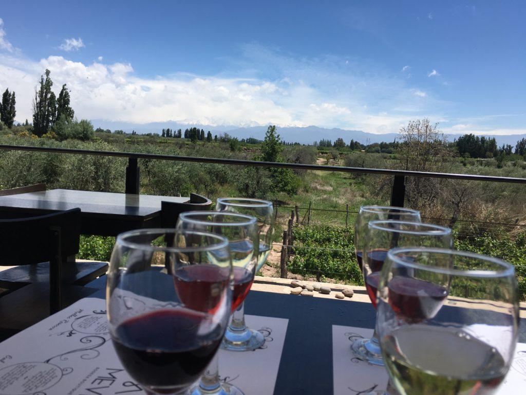 Wijntour op de fiets in Mendoza