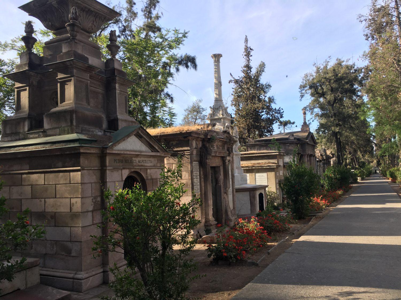 Tips Santiago: Bezoek aan Cementerio General