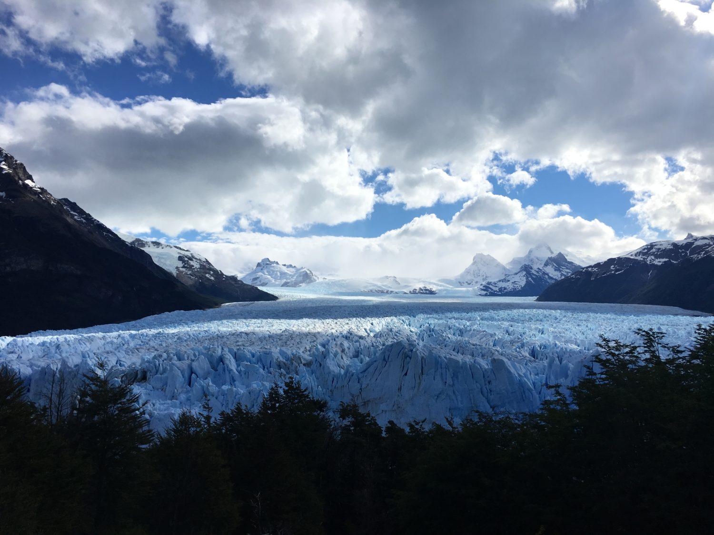 Petito Moreno gletsjer