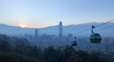 Reisroute Chili: Santiago