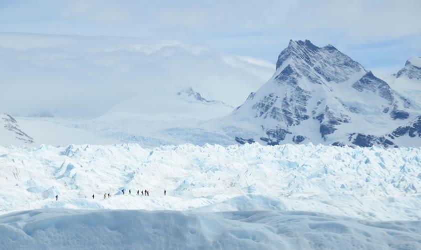 Perito Moreno Gletsjer trekking