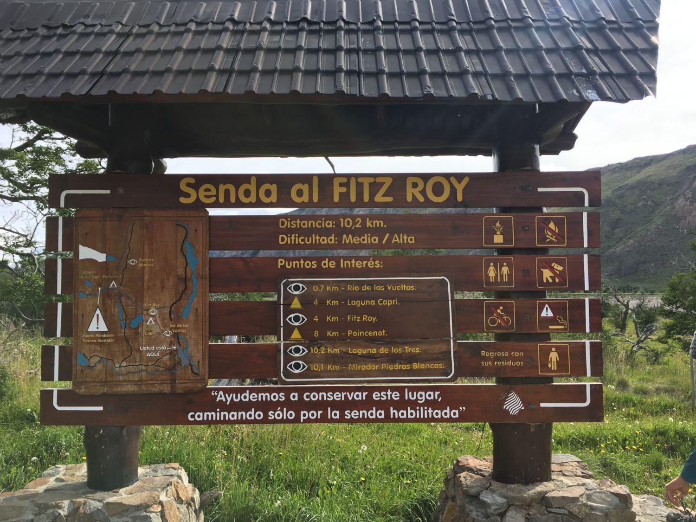 Sendero Fitz Roy