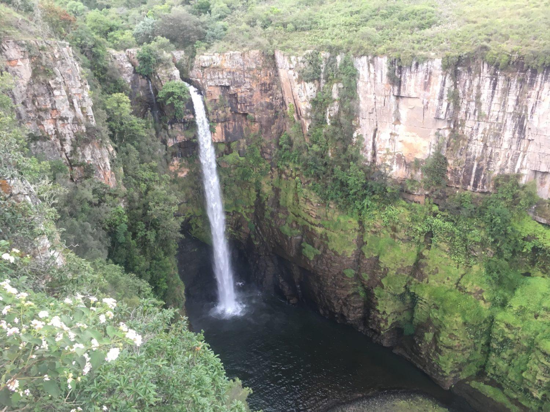 Panoramaroute in Zuid-Afrika: Mac Mac Falls