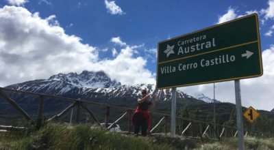 Reisroute Chili: Carretera Austral