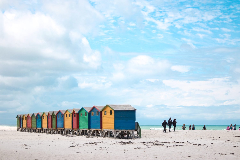 Tips Kaapstad: Ga surfen bij Muizenberg