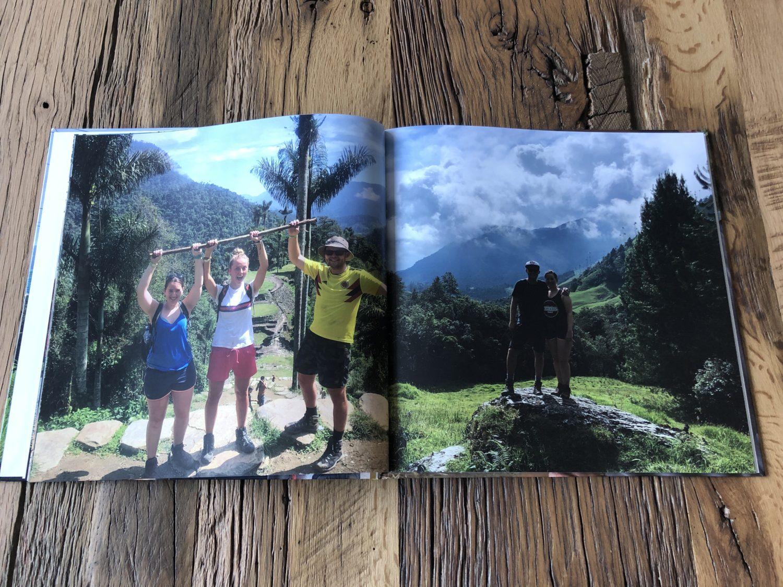 Onze Reisherinneringen vastgelegd in een fotoboek