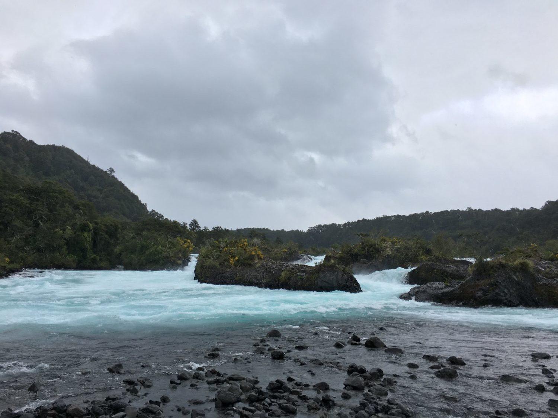 Waterval van Petrohué