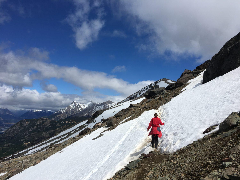 Reisroute Chili: Cerro Castillo
