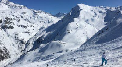 Ski i La Plagne