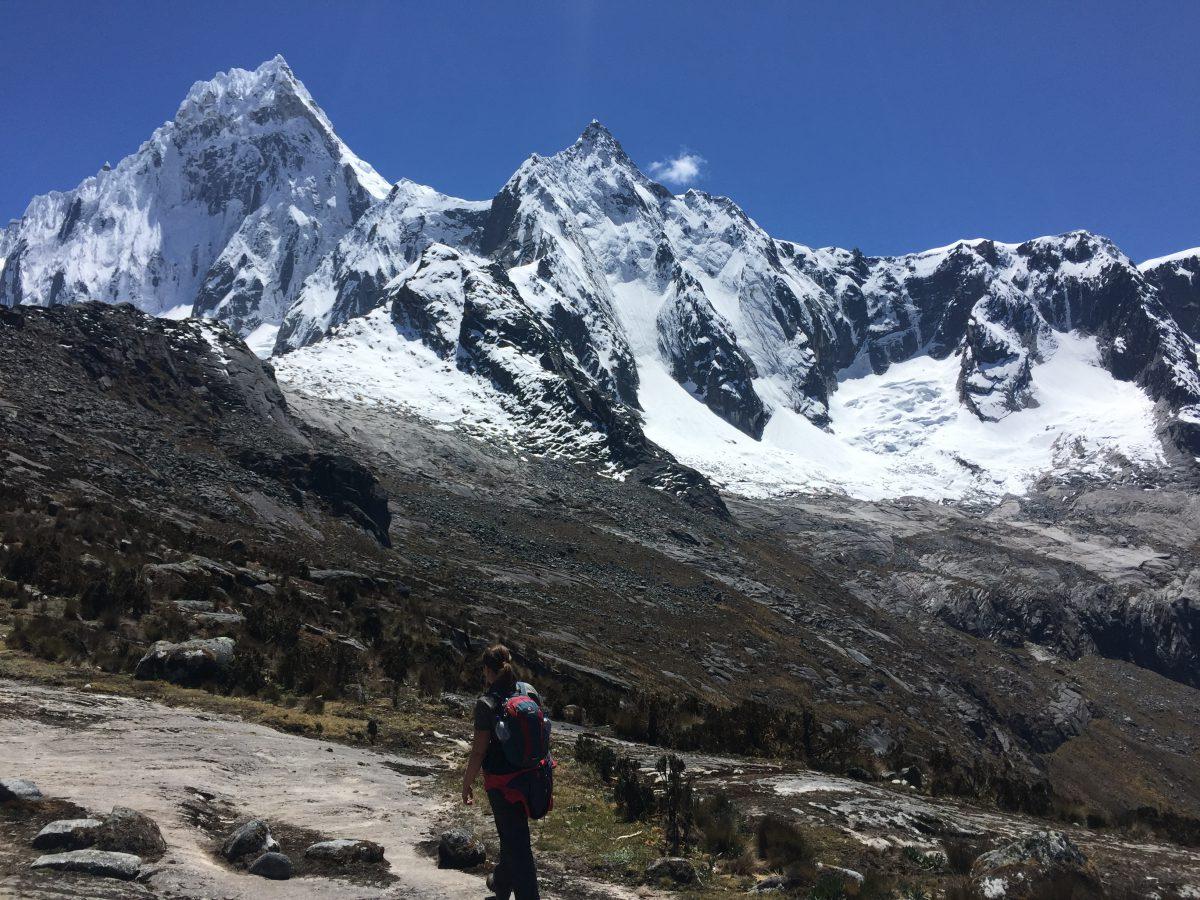 Santa Cruz Trek in de Cordillera Blanca