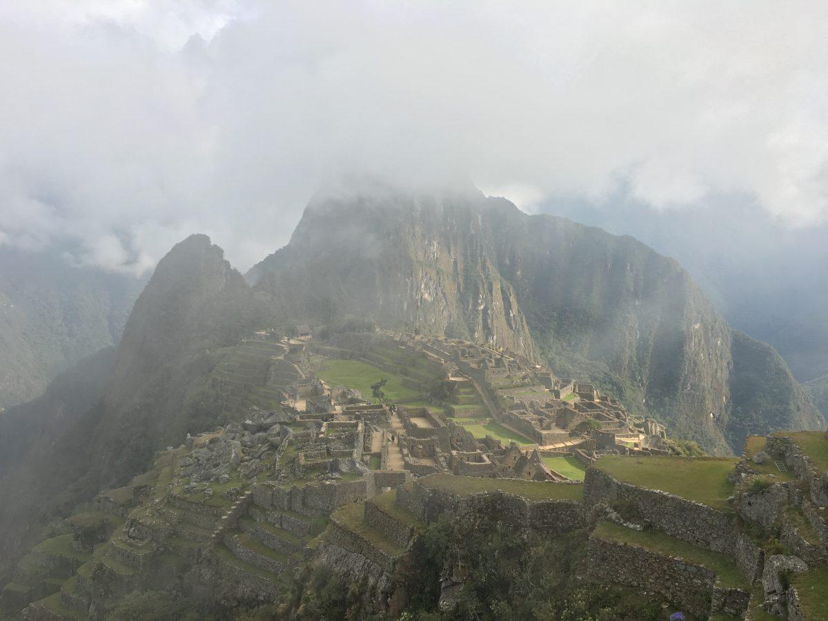 Dag 4: Machu Picchu