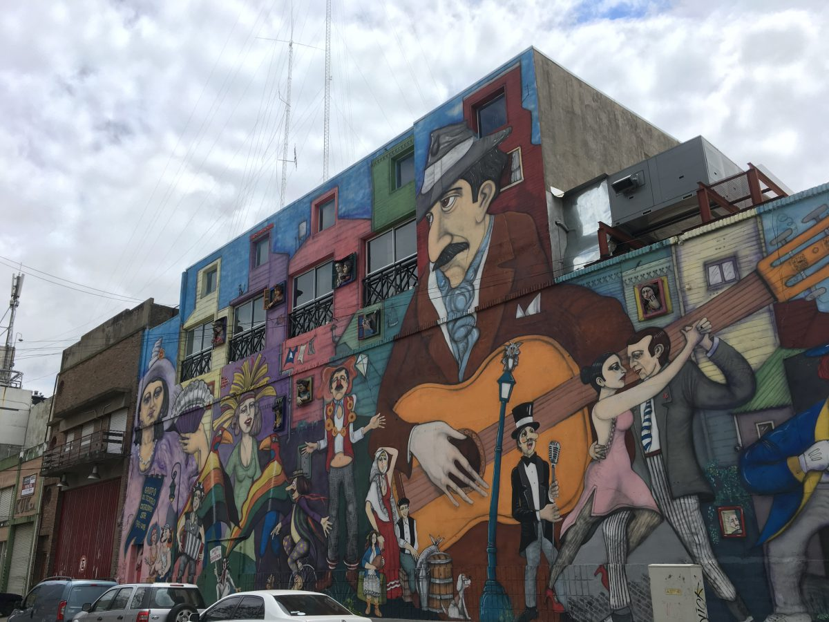 Tips Buenos Aires: bezoek La Boca