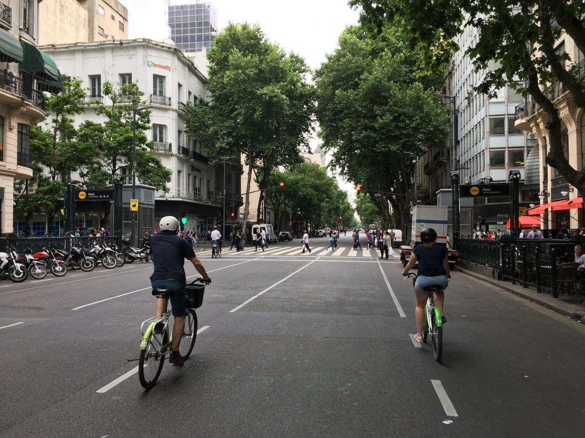 Tips Buenos Aires: Fietstour door Buenos Aires
