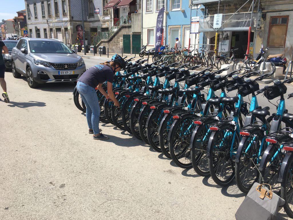 Tips Porto: Fietsen met Bajabikes in Porto
