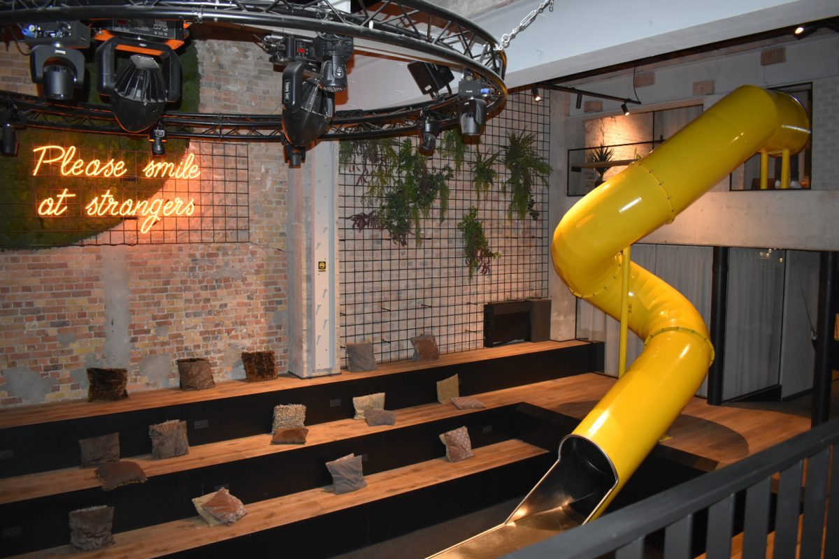 Upstairs hotel in Oostende: Ook leuk voor met kinderen