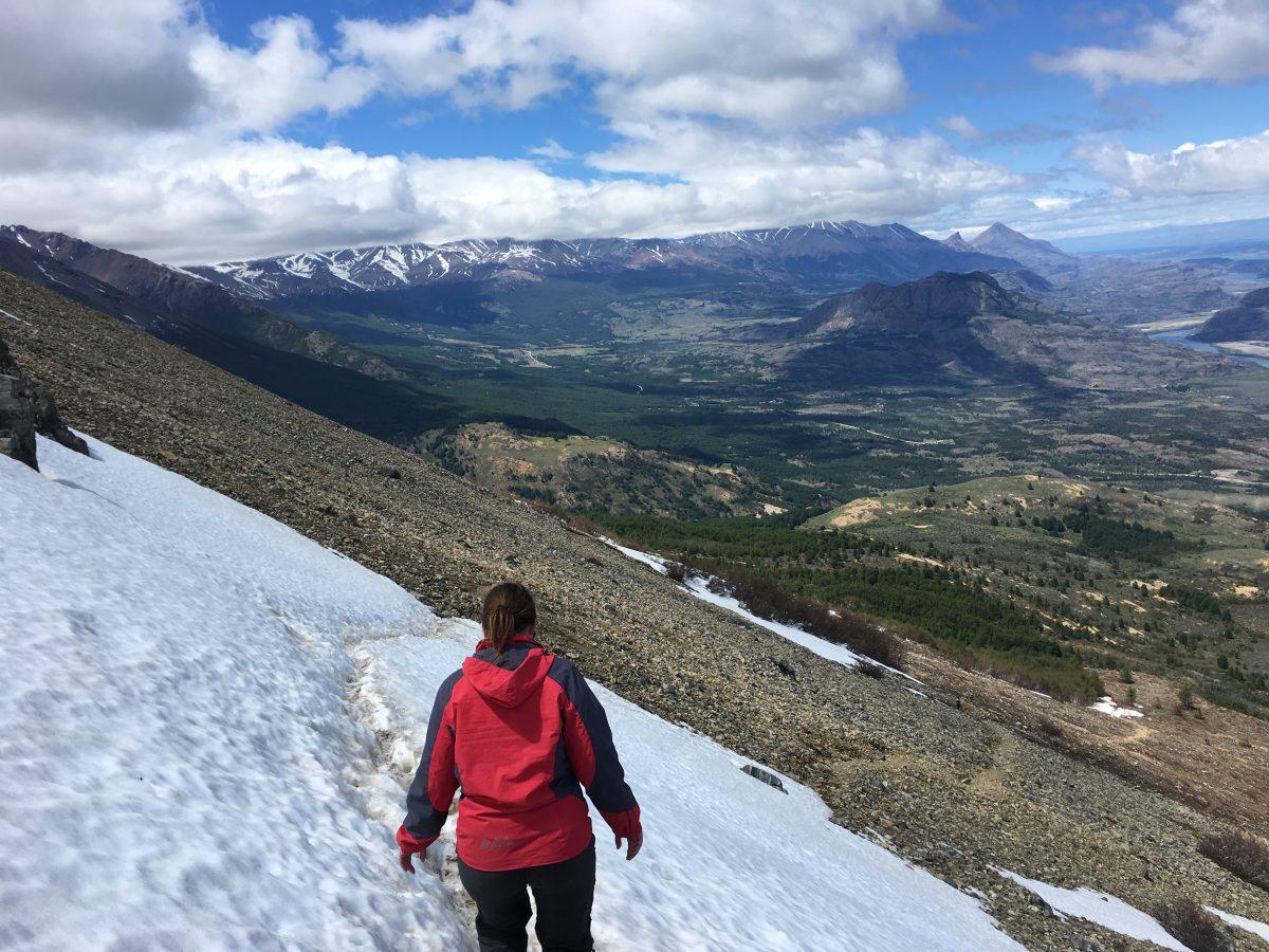 Hiken in Nationaal park: Cerro Castillo