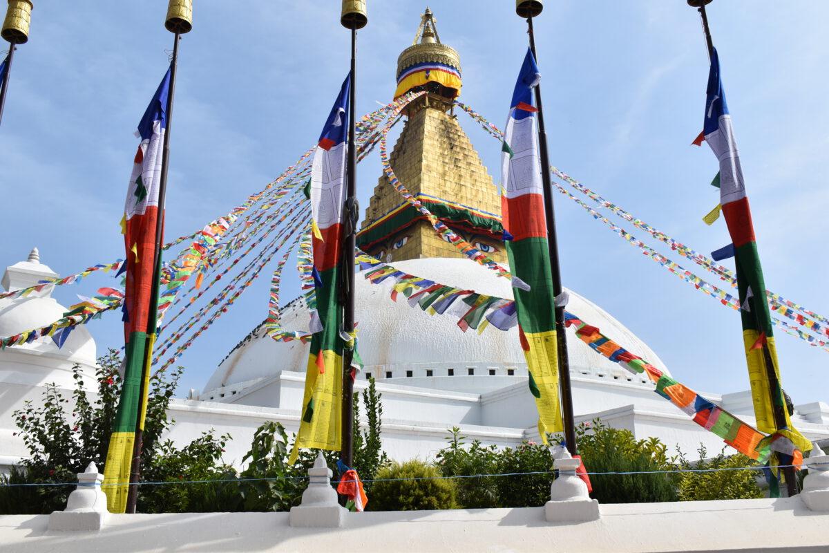 Tips voor Kathmandu: Bouddhanath Stupa